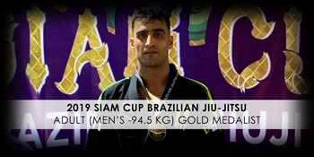 2019 Siam Cup BJJ